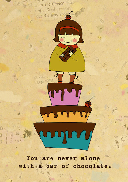 Visit Gayana Danilova's Shop For More Delightful Illustrations