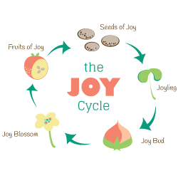 The Joy Cycle Analogy title=