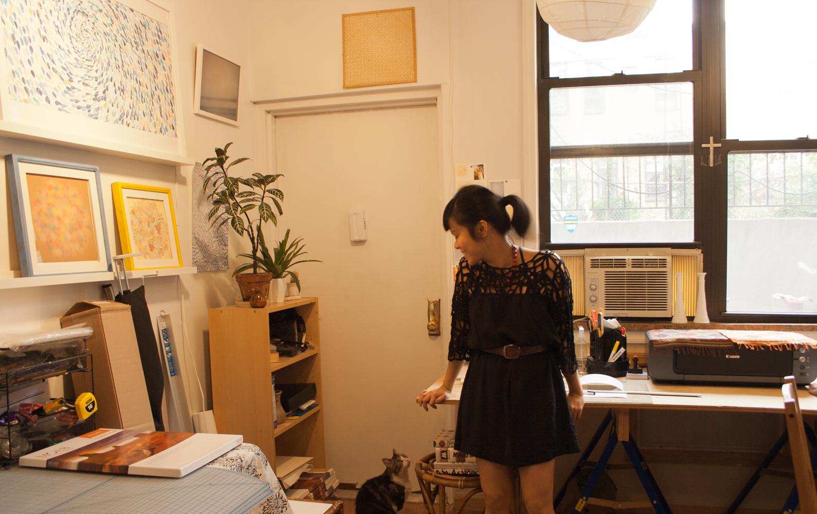 Joy Cultivator Interview {Mishel Valenton of Aeropagita Prints}