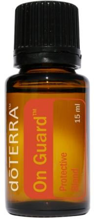 On Guard Essential Oil Blend from DoTERRA