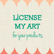 Patterns, Illustrations, and Art for Licensing