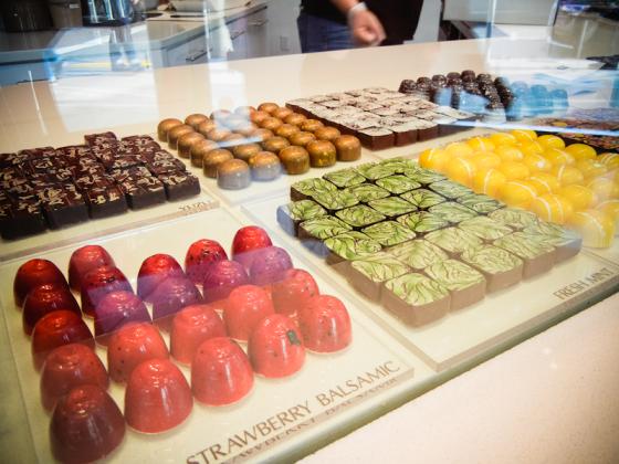Christopher Elbow Chocolates - Yum fest!