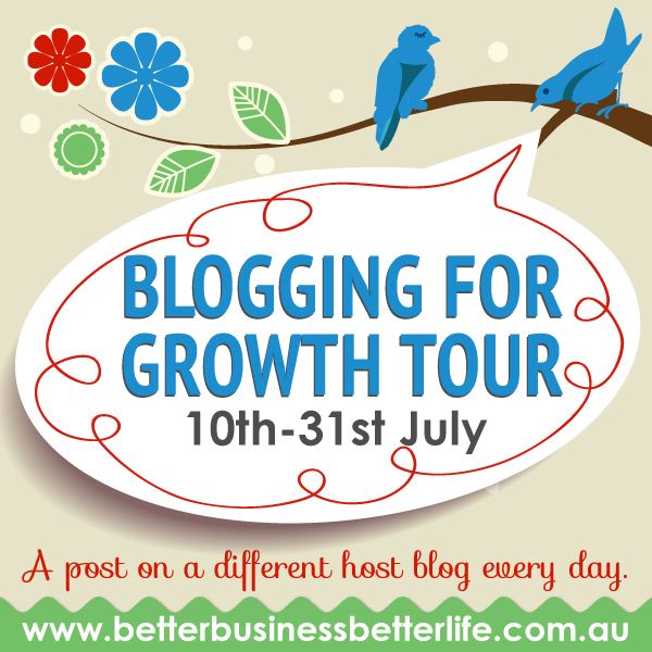 Joyful Blogging Is Good For Business **Guest Post by Caylie Price**