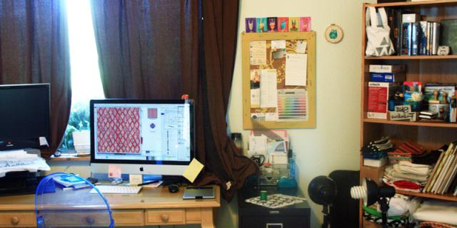 Studio Spotlight Tour – Take A Peak Into My Space