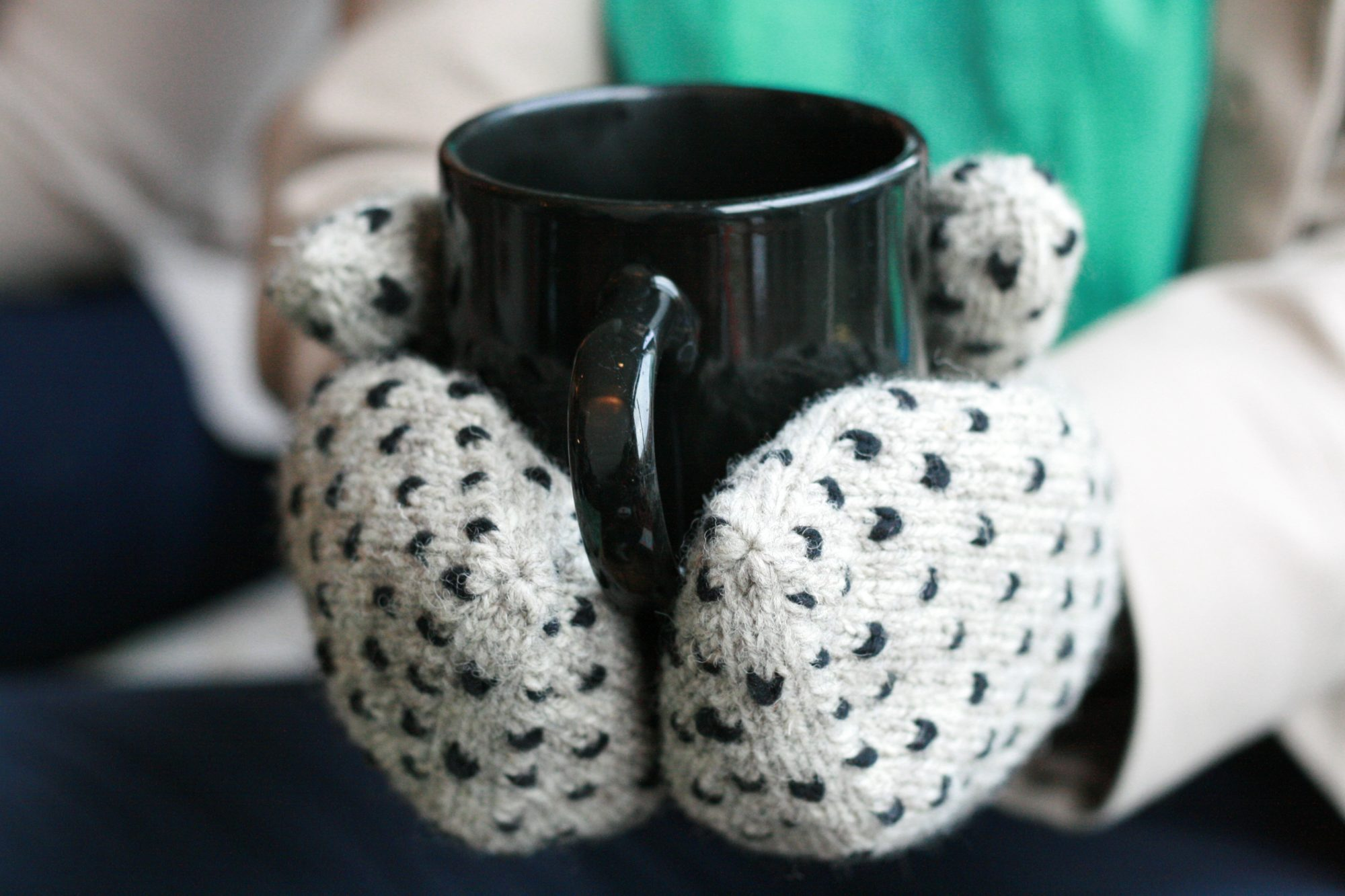 Mitten Exchange From Petit Cadeau (Guest Post)