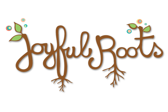 Joyful Roots by Kimberly Kling Uplifting Intuitive Art