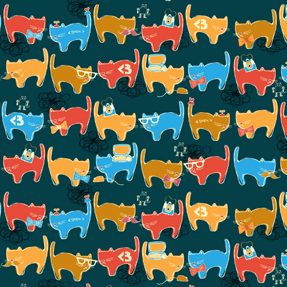 Cats and Bow Ties