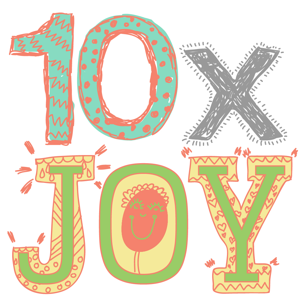 Help Me Spread The Word About 10xJOY