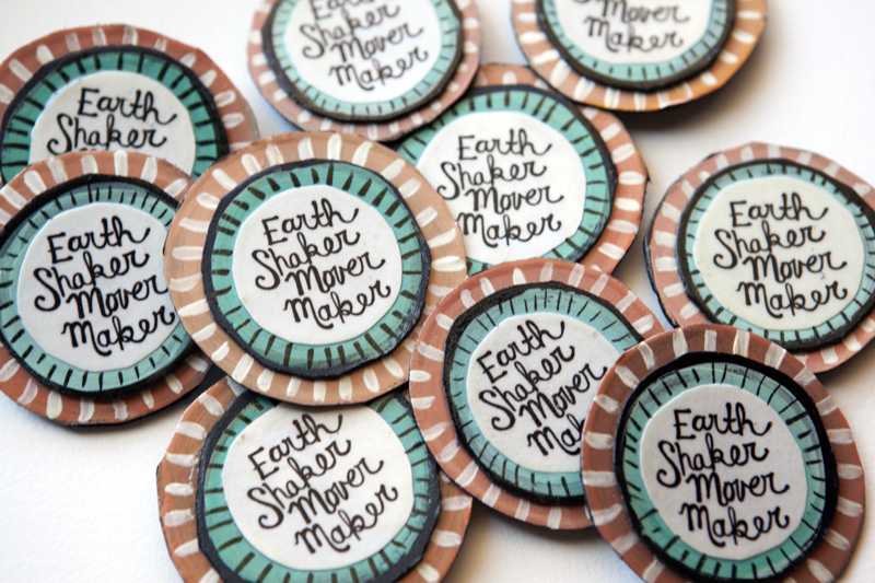 June 10xJOY: Earth Shaker Mover Maker